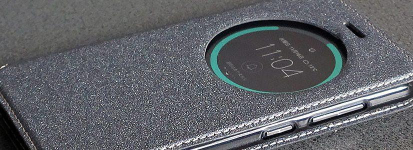 非純正のASUS Cover対応ZenFone 3用ケースを買いました