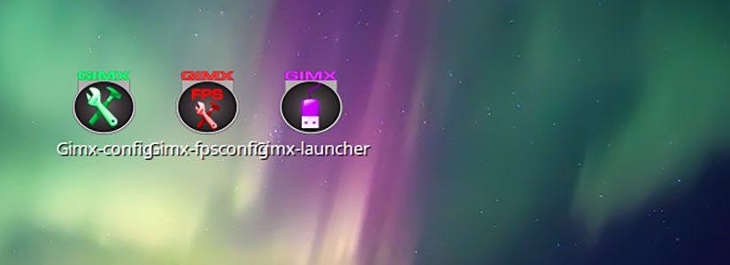 仮想マシンでLinux版のGIMXを使ってみました
